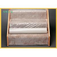 Self Adhesive Carpet Protection PE Film Clear Plastic Carpet Protector Manufactures