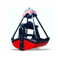 Double rope grab bucket Manufactures