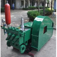 China Horizontal Triplex Reciprocating Pump High Rigidity For Conveying Crude Oil on sale