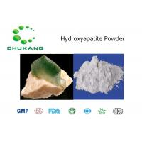 White Powder Calcium Hydroxyapatite / Hydroxyapatite Powder CAS 1306 06 5 Manufactures