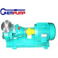 IH Horizontal Single Stage Chemical Centrifugal Pump / Single-stage single suction pump Manufactures