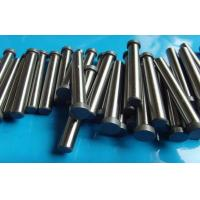 Industrial CNC grinding machining process and EDM  Wire cutting Pin / shaft Manufactures
