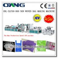 ONL-XA700-800 Popular high speed non woven bag making machines price Manufactures