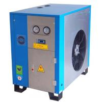 Air Heater Compressed Refrigerated Air Dryer With Pressure Swing Desiccant Principle Manufactures