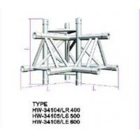 Four Sides Corner Aluminum Lighting Truss Color Customized For Stage TUV Certification Manufactures