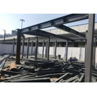 China Agricultural Steel Frame Buildings , Pre Manufactured Metal Buildings High Strength on sale