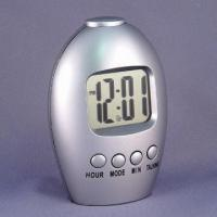LCD Talking Alarm Clock with Four-digit LCD Panel Manufactures