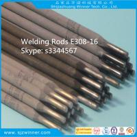 All kinds of welding rod stainless steel welding electrode E316L-16 Manufactures