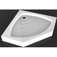 Quality China square acrylic shower tray for sale