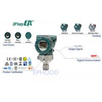 EJX630A Model High Performance Diff Pressure Transmitter Digital Pressure Transmitter Manufactures