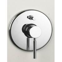 Single Handle Bath Shower Mixer Taps , Thermostatic Shower Valve With Diverter Manufactures