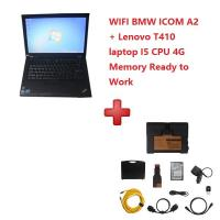 Buy cheap WIFI BMW ICOM A2+B+C Diagnostic and Programming Tool 2017/12V with T410 Laptop Ready To Work from wholesalers