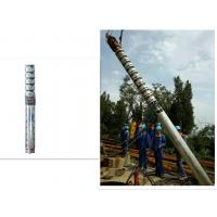 6 Inch Deep Well Submersible Pump For Borehole Well Centrifugal / Vertical Theory Manufactures