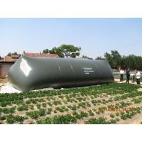 Quality Collapsible Water Bladder Tanks Light Weight With Excellent Heat Resistance for sale