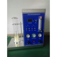 Automatic Fire Testing Equipment , Oxygen Index Test For ISO4589 Standard Manufactures