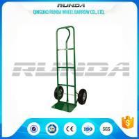 Removing Hand Truck Dolly SGS , Two Wheel DollyDollies For Moving Heavy Items Manufactures