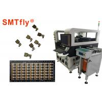 Quality 400mmX300mm PCB Separator Machine 2500mm/S Laser Scanning Speed SMTfly-5L for sale