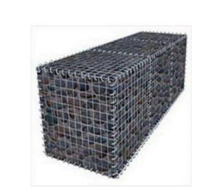 200x100x50cm Welded Gabion Box Wire Mesh Gabion Retaining Wall For Building