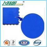 Non - Slip Rubber Interlocking Playground Matting PolypropyleneFlooring Manufactures