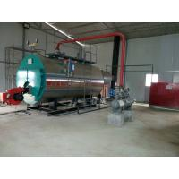 Different Models Diesel Oil Industrial Steam Boiler Machine For Medical Use Manufactures