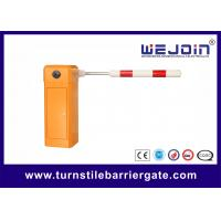 Intelligent Automatic Car Park Barriers 3 meters parking gate arm Manufactures