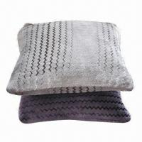 Knitted Cushions, Made of Acrylic Manufactures