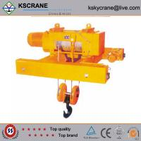 A variety of color double-rail hoist crab Manufactures