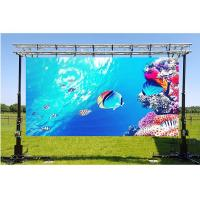 China Full Color Stage Rental LED Display P3.91 Outdoor Video Wall For Stage Event on sale