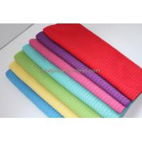 Striped Microfiber Terry Car Cleaning & Dusting Cloth Manufactures
