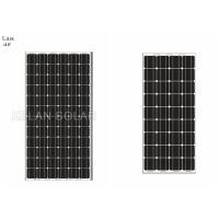 260 Watt Mono Crystal Solar Panel Aluminium - Alloy Frame With TUV Certificate Manufactures