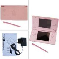 China PinkNintendo DS NDS Lite NDSL Games Console on sale