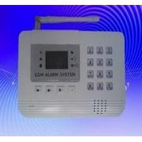 Programmable Auto Watchdog House Burglar SMS Dual-band / Quad-Band LCD GSM Alarm System Manufactures