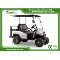 China Mini Electric Hunting Carts For Four Person ADC motor 48V 3KW on sale