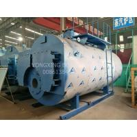 Quick Heating Natural Gas Hot Water Boiler , Gas Hot Water Furnace 5.6MW Manufactures