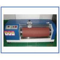 Quality Electronic Rubber Testing Machine , 2.5N ±0.2N / 5 N ±0.2N DIN Abrasion Tester for sale