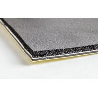 4.5mm Multi Layer Enhance Auto Sound Deadening Material Foil Butyl Rubber Foam Manufactures
