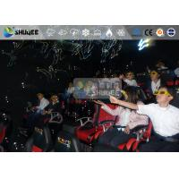 5D Theater For Electronic Motion Control System In Theme Parks Manufactures