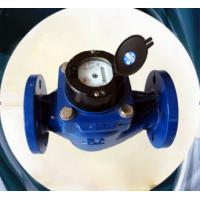 Quality Removable Element Woltman Type Water Meter , Vertical Type Bulk Water Meter for sale