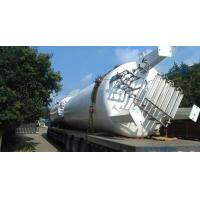 High Security Vulcanizer High Pressure Reaction Vessel Autoclave 7.5CBM CE / ISO / CCC Manufactures