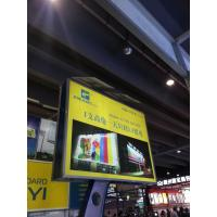 Acrylic Board Scrolling Light Boxes , Bus Stop Ads Light Box Manufactures