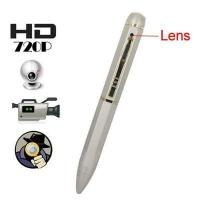 spy camera pen 720 x 480 Mini Spy Camera Pen Video Audio Recorder  micro camera pen Manufactures