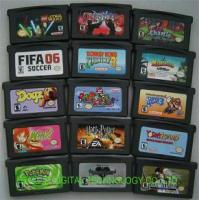 Buy cheap GBA Card/ Game Card from wholesalers