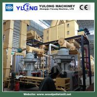 China 1.5-2T/H Wood Pellet Making line (CE Approved) on sale