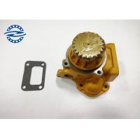 China PC400-6 S6D125 6151-62-1101 Cast Iron water pump for excavator Engine Diesel Parts on sale