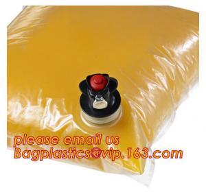 3l 5l 10l bag in box packaging wine bag with vitop tap,5L/10L/20L transparent/VMPET wine bag in a box/bag in box/liquid