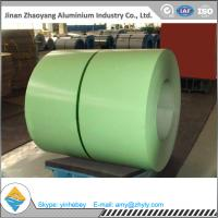 1060 0.5mm PVDF Prepainted Aluminum Coil For Composite Panel ISO 9001 Approval Manufactures