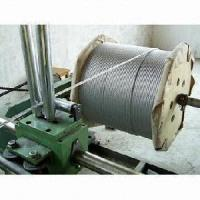 7X7-12.0 Stainless Steel Wire Rope Manufactures