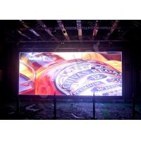 Ph6.944mm Micro Indoor / Outdoor Stage Led Screen Curtain Led Display Manufactures
