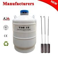 China TIANCHI Chemical Storage Tank 15L Cryogenic Biological Container Price on sale