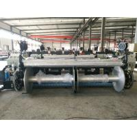 Shuttleless Air Jet Loom Weaving , Air Jet Spinning Machine 1200Rpm Manufactures